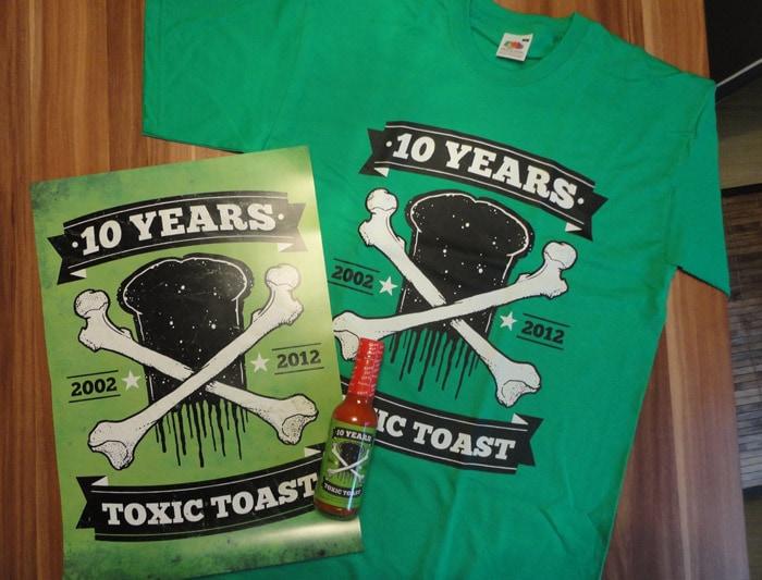 Toxic Sauce