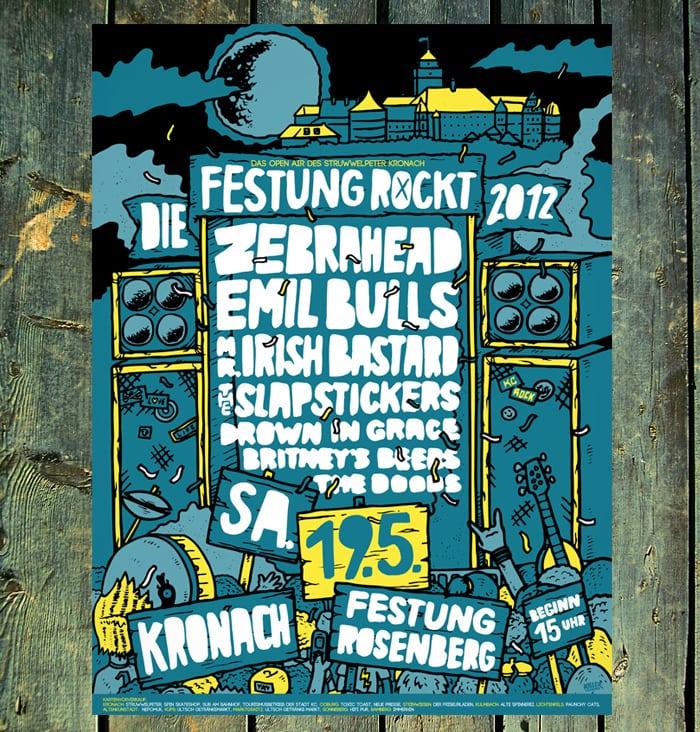 Festung Rockt 2012