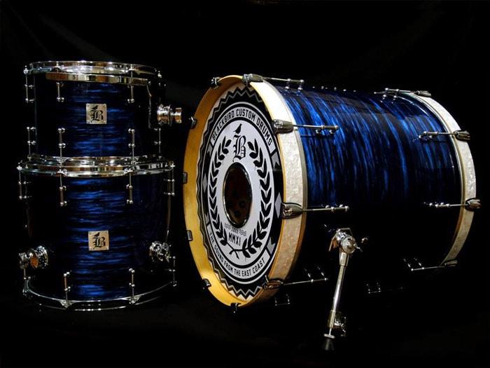 Blackbird Custom Drums