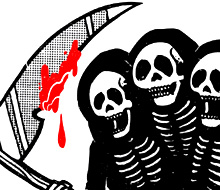 3 headed Reaper