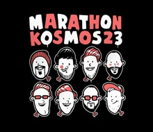 Marathonkosmos23 Comic Heads