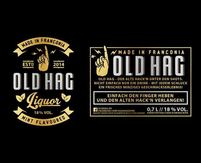 Old Hag Liquor