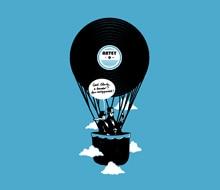Vinyl Balloon