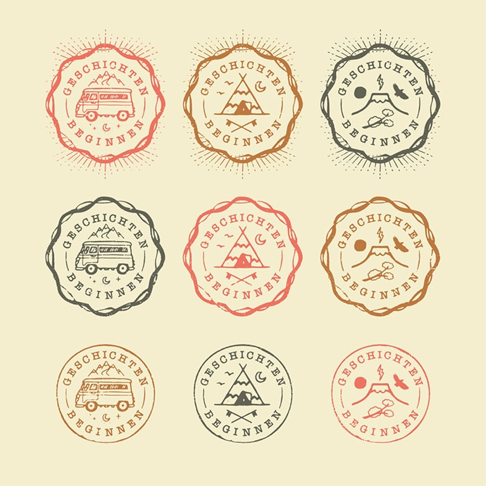 Adventure Badges