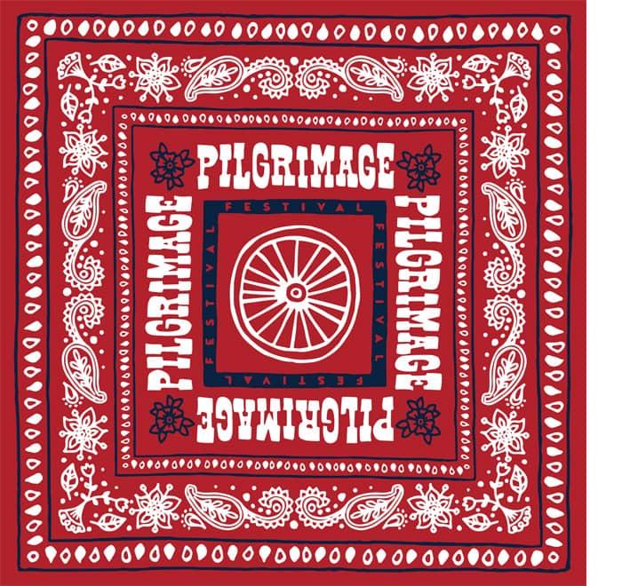 Pilgrimage Bandana