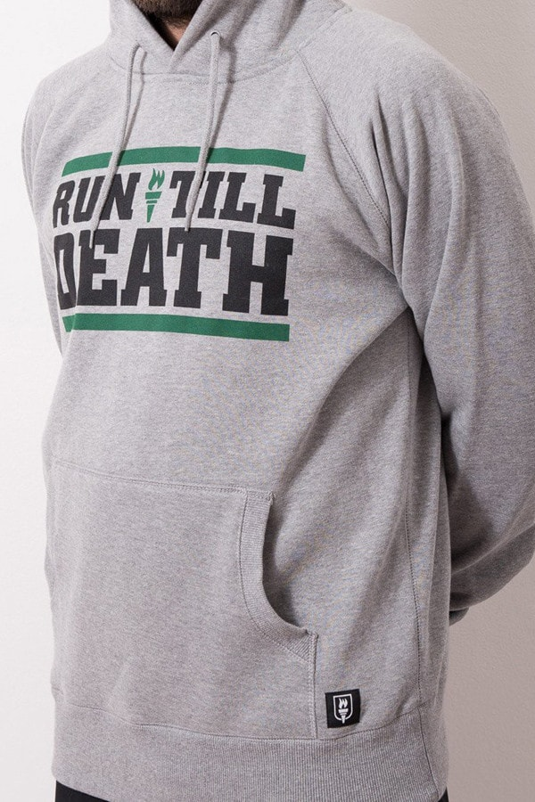 WILLPOWER – RUN TILL DEATH
