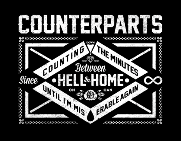 COUNTERPARTS – HELL & HOME