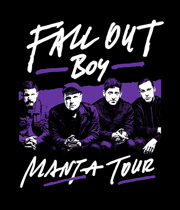 FALL OUT BOY – MANIA TOUR 2018