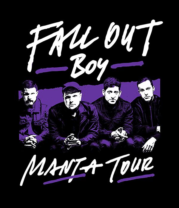 FALL OUT BOY – MANIA TOUR 2018