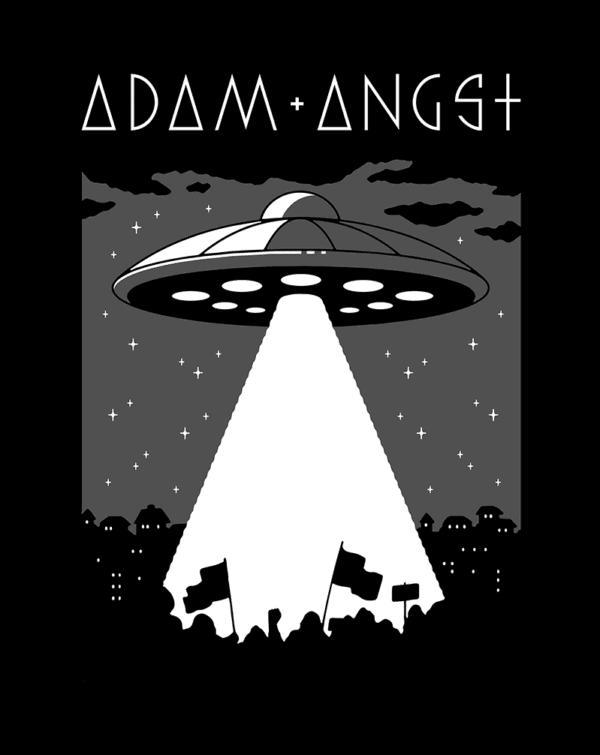 ADAM ANGST – UFO