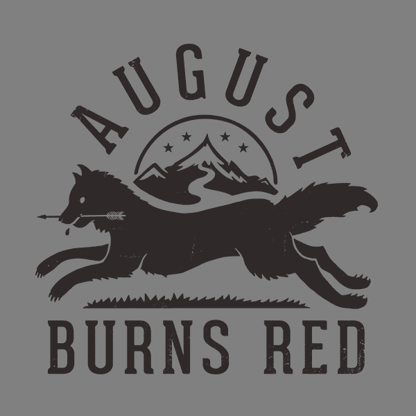AUGUST BURNS RED – FOX