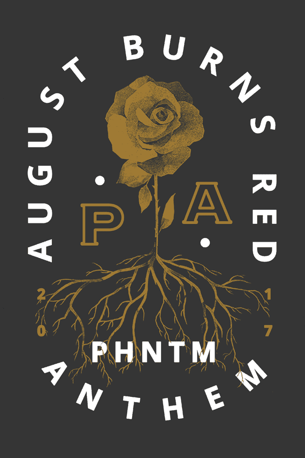 AUGUST BURNS RED – PHANTOM ANTHEM
