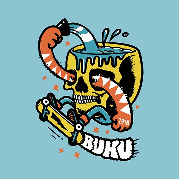 BUKU MUSIC & ART PROJECT 2018 – DRINKER