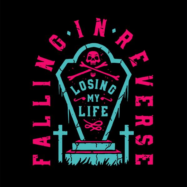 FALLING IN REVERSE – GRAVESTONE