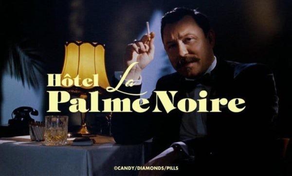 HOTEL LA PALME NOIRE – KEY ART