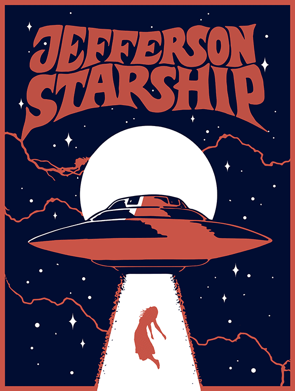 JEFFERSON STARSHIP – STARSHIP