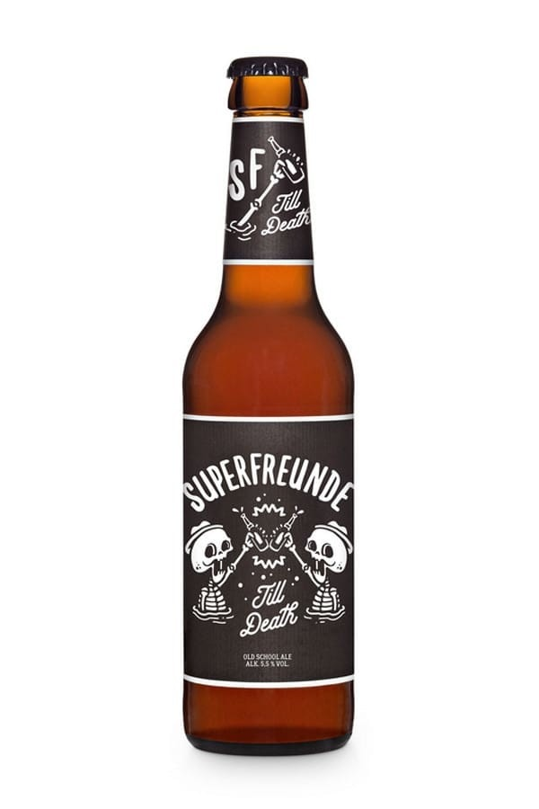 SUPERFREUNDE – OLD SCHOOL ALE
