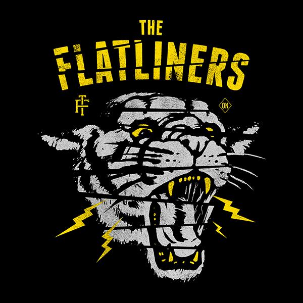 THE FLATLINERS – PANTERROR