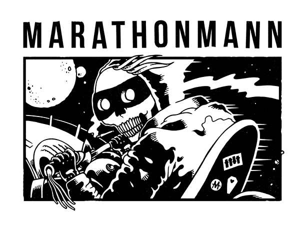 MARATHONMANN – DEVIL DRIVER