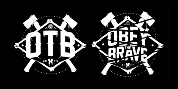 OBEY THE BRAVE – AXE