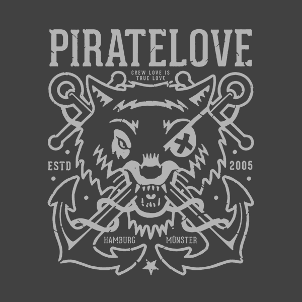 PIRATELOVE – WOLF