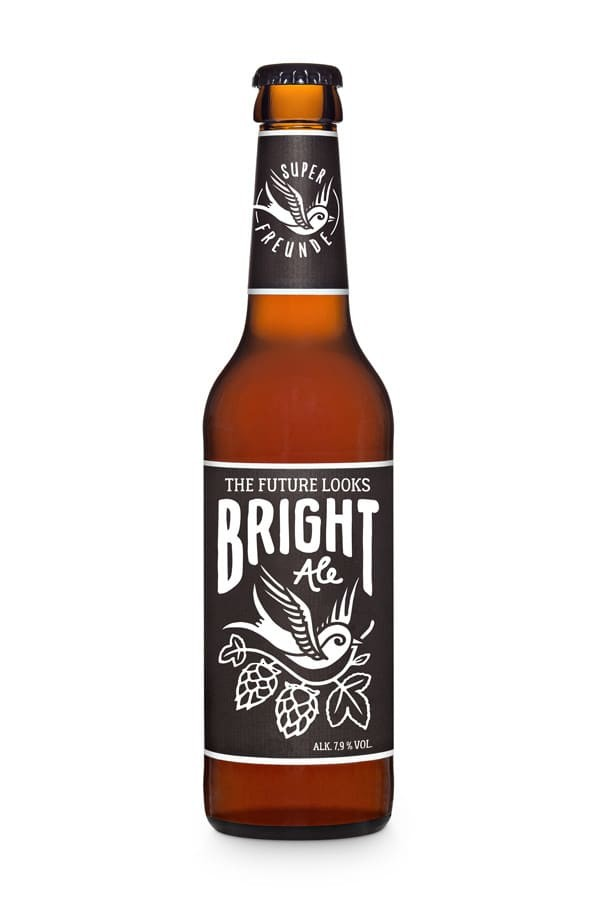 SUPERFREUNDE – BRIGHT ALE