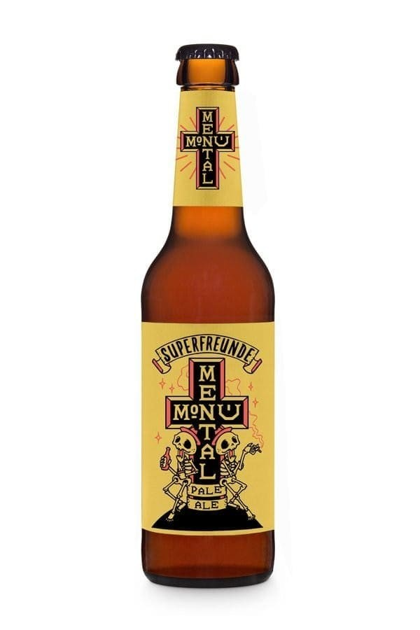 SUPERFREUNDE – MONUMENTAL PALE ALE