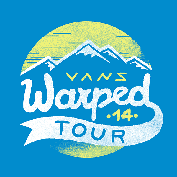 VANS WARPED TOUR '14 – HILLSIGHT