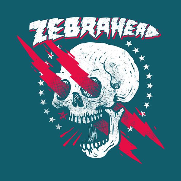 ZEBRAHEAD – LIGHTNING SKULL