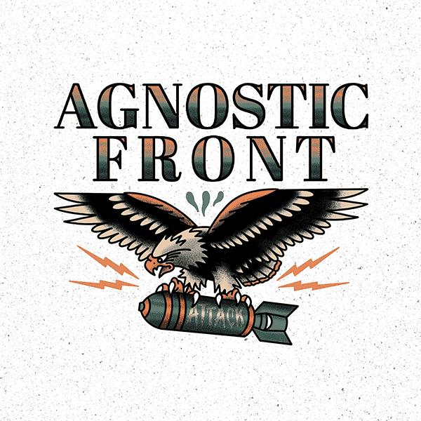 AGNOSTIC FRONT – BOMB EAGLE