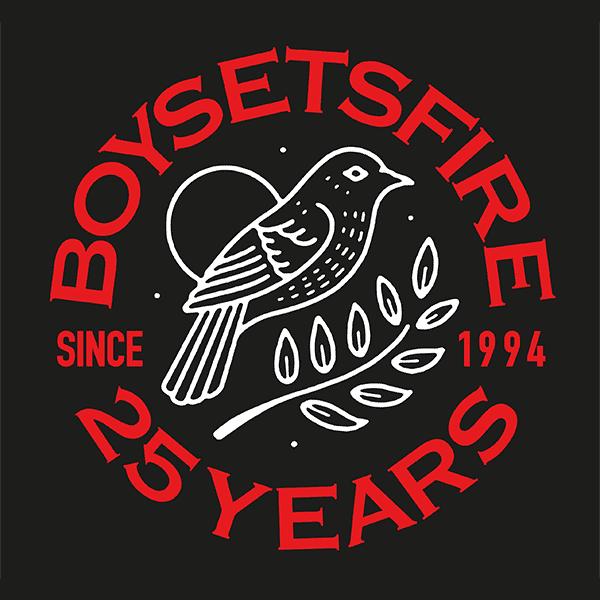 BOYSETSFIRE – 25 YEARS