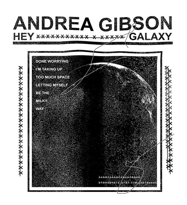 ANDREA GIBSON – GALAXY