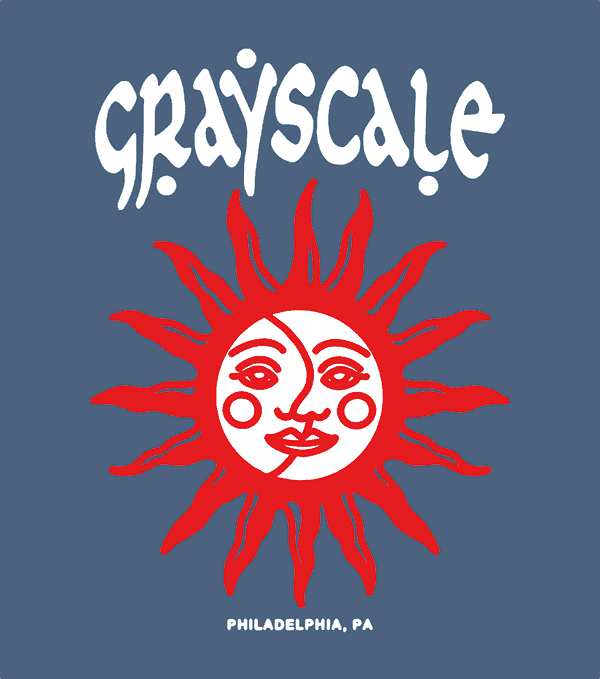 GRAYSCALE – SUNBATH