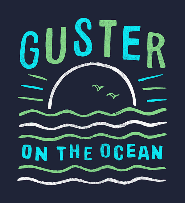 GUSTER – SUNSET