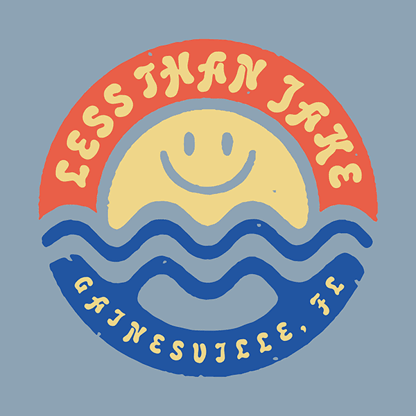 LESS THAN JAKE – HAPPY SUN
