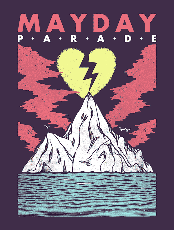 MAYDAY PARADE – ICEBERG