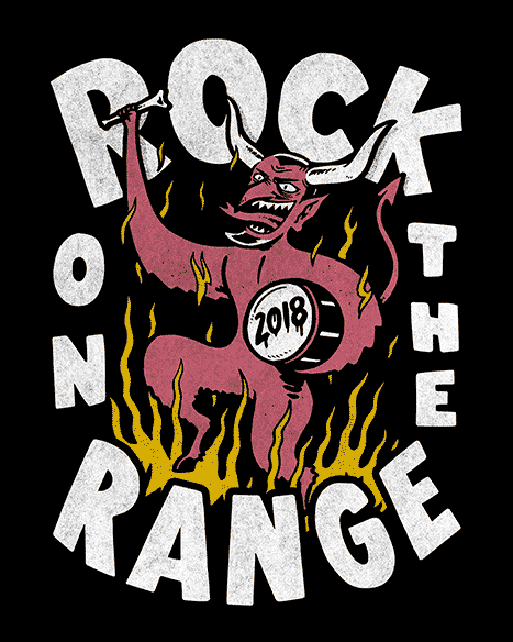 ROCK ON THE RANGE 2018 – DEVIL