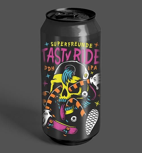 SUPERFREUNDE – TASTY RIDE