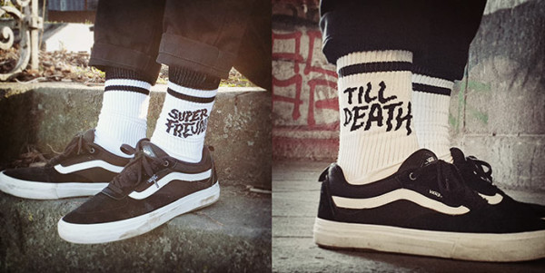 SUPERFREUNDE – TILL DEATH SOCKS