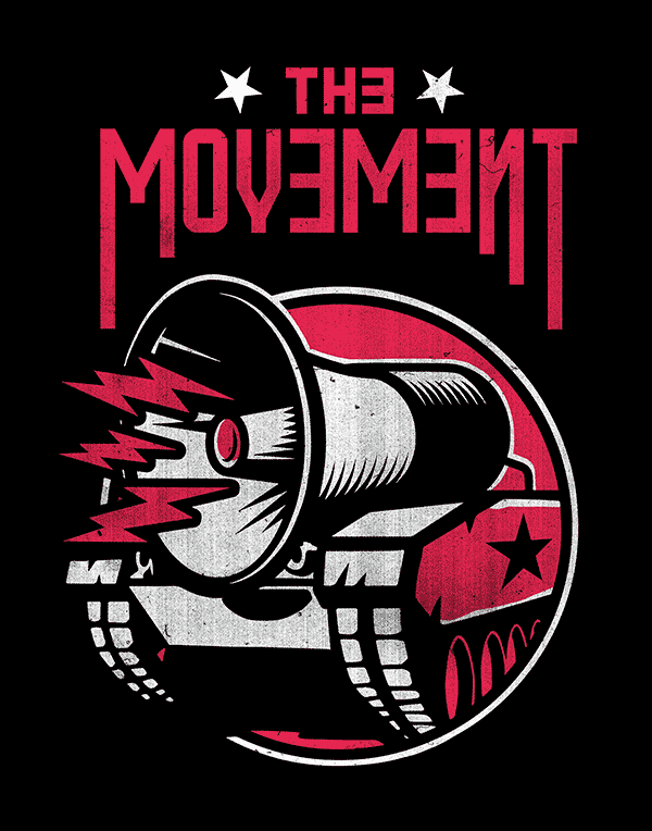 THE MOVEMENT – FREEDOM