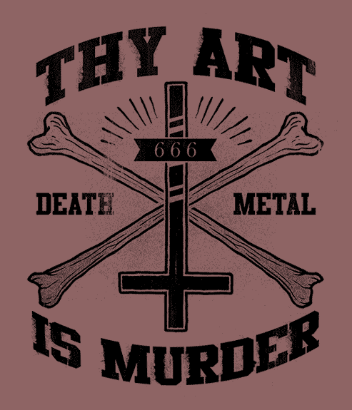 THY ART IS MURDER – CROSS