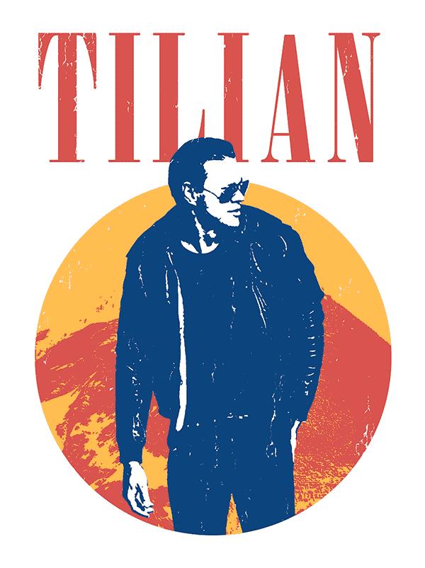 TILIAN – DESERT