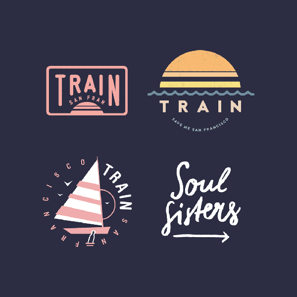 TRAIN – ENDLESS SUMMER COLLECTION