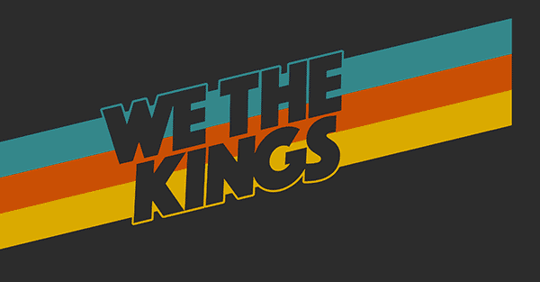 WE THE KINGS – STRIPES