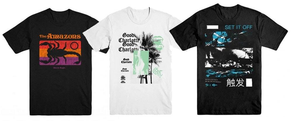 Amazonas - Burning Palms - Disorder